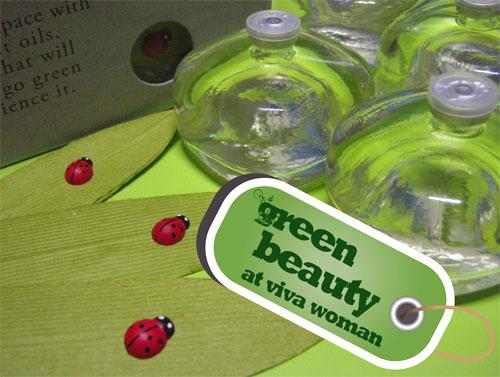 Green Beauty: new ways to enjoy aromatherapy
