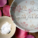 DIY Beauty: sea salt water to thicken fine hair