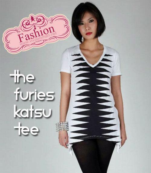 The Furies Katsu Tee