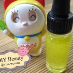 DIY Beauty: Dorami-chan's all-purpose moisturizer
