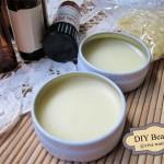 DIY Beauty: making nostalgic aromatherapy balms