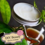 DIY Beauty: a homemade flavored lip balm recipe