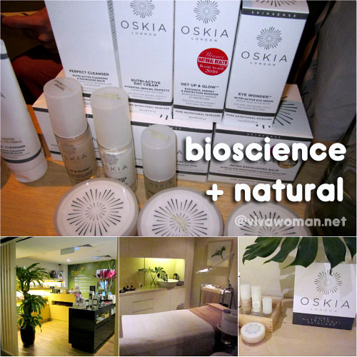 Experience the Oskia Glow Facial at Bud Cosmetics