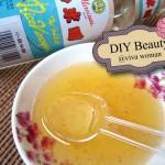 DIY Beauty: fix your cracked heels with rice vinegar