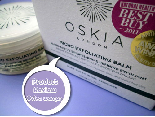 Oskia Pure Nutritional Skincare: well worth a splurge