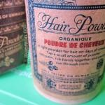 LuLu Organics Lavender Clary Sage Hair Powder