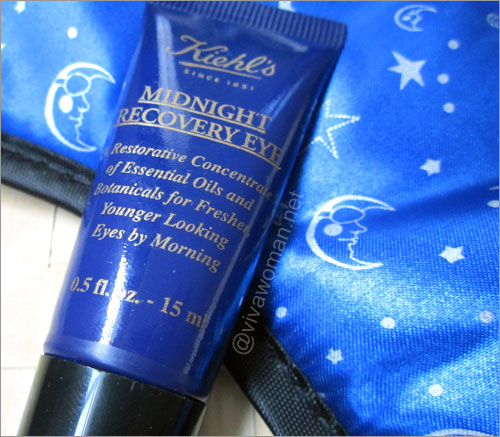 Kiehl's Midnight Recovery Eye – for dream or for real?