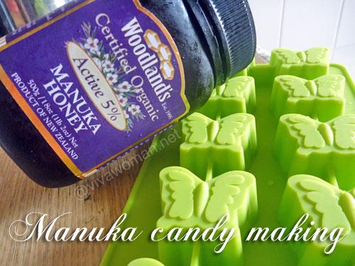 Beauty Kitchen: Manuka honey candy for sugar fix