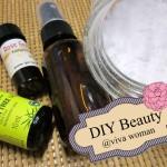 DIY Beauty: 3 different homemade deodorant recipes