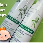 Klorane Oat Extract Dry Shampoo: a gripe & a plea