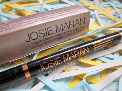 Josie Maran Magic Marker Argan Liquid Eye Liner