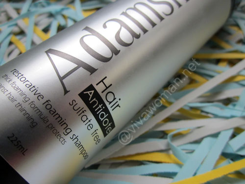 Adamsfield Restorative Foaming Shampoo