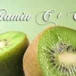 The beauty benefits of eating kiwifruit daily