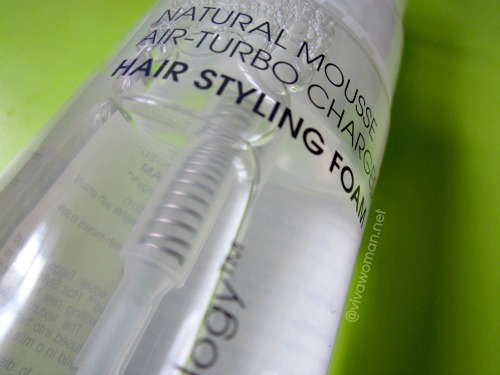 Hair Styling Foam New Giovanni Golden Wheat Shampoo & Styling Foam
