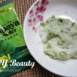 DIY Beauty: green papaya facial enzyme mask
