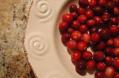 Cranberries for beauty and health