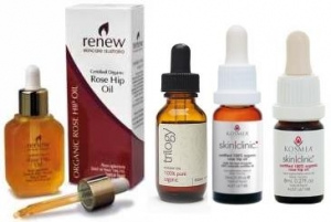 Rose Hip Oil for beautiful healthy skin