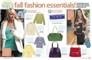 Top 5 fall fashion essentials