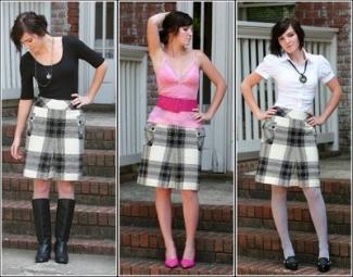 Three mod ways to wear vintage