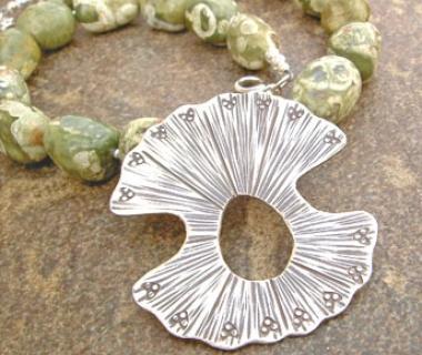 Ethnic inspired handmade jewelry