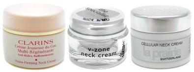 Do we need special neck creams?