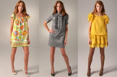 8 fashion trends for your 2008 wardrobe
