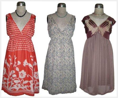 Purse-friendly vintage inspired fashion