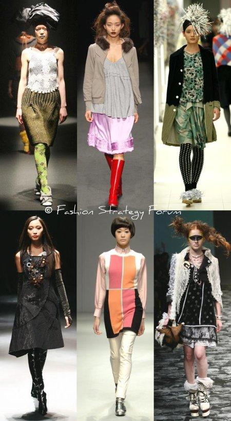 Viva picks from Japan Fashion Week 2008