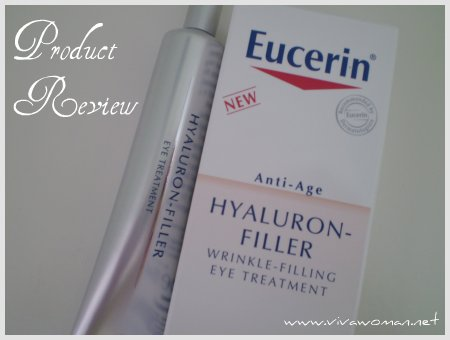 Eucerin Hyaluron-Filler Eye Treatment