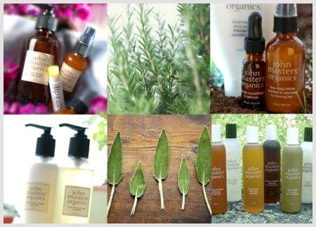 John Masters Organics Skincare Line