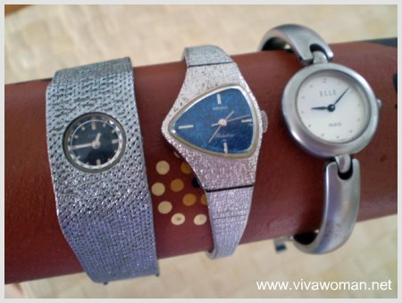 Old watches: retro fashion accessory