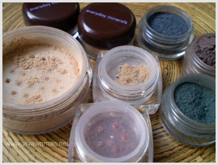 Kick start with free mineral makeup samples