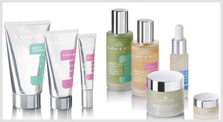 LAVERÉ Organic Anti-Aging Skincare