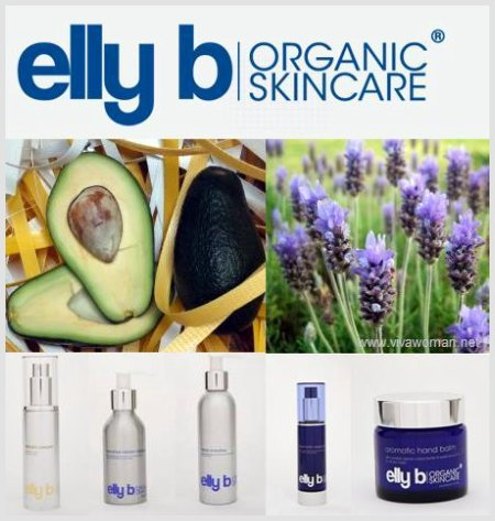 Up to 18% off elly b Organic Skincare