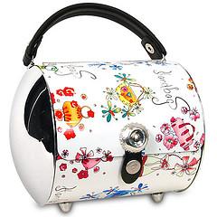 Eco-fashion one-of-a-kind bags