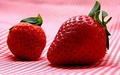Strawberries can suppress cancer
