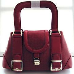 Fashion tip on faux handbags