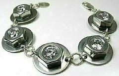 Unique nut fashioned accessories
