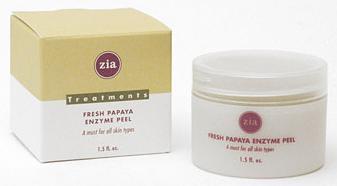 Zia Fresh Papaya Enzyme Peel