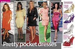 Highlight: Pretty pocket dresses