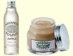 New L'Occitane Almond Apple Range