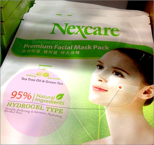 Nexcare-Premium-Facial-Mask-Pack