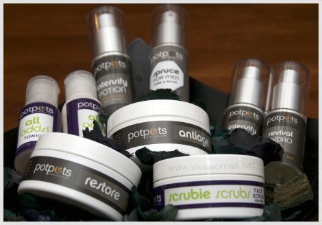 Guest review: Potpots organic skincare range