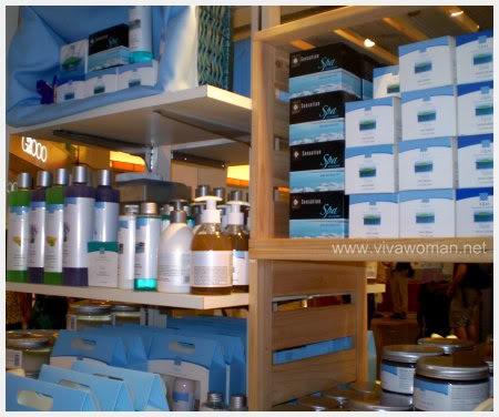 Viva Shop Tour: V&M Dead Sea Cosmetics