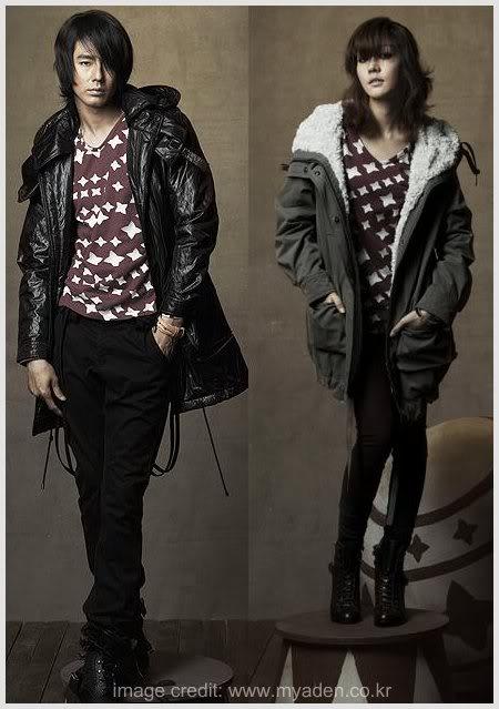 Can couple wear make a fashion statement?
