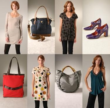 Up to 75% off designer fashion