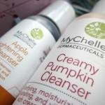 MyChelle Dermaceuticals cleansers reduce sun spots