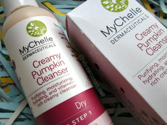 MyChelle-Dermaceuticals-Creamy-Pumpkin-Cleanser