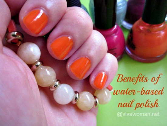 Nail It Right With 10 Benefits Of Water Based Polishes