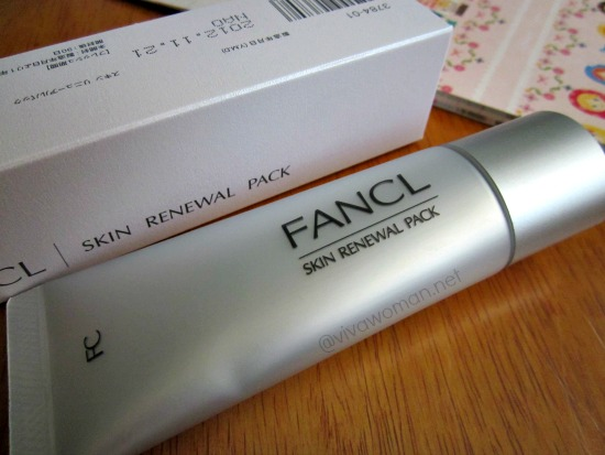 Fancl-Skin-Renewal-Pack